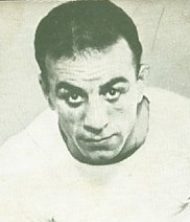 Portrait of Petey Sarron
