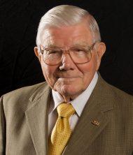 Portrait of Donald Salls