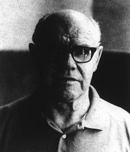 Portrait of Arnold Swede Umbach