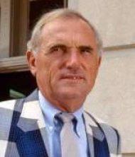Portrait of Wimp Sanderson