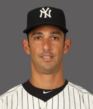 Portrait of Jorge Posada