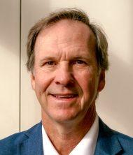 Portrait of Steve Hudson